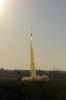 Howard's carbon fiber rocket